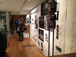 Exhibition of work from Master's of Architecture students from Cork.