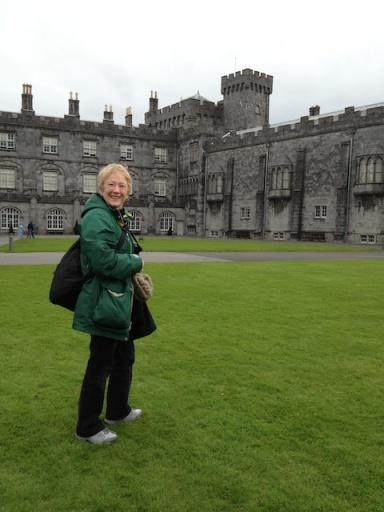 Mom and i visited Kilkenny Castle.