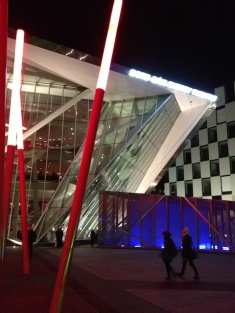 Theater by Studio Daniel Libeskind. http://daniel-libeskind.com/projects/bord-gáis-energy-theatre-and-grand-canal-commercial-development