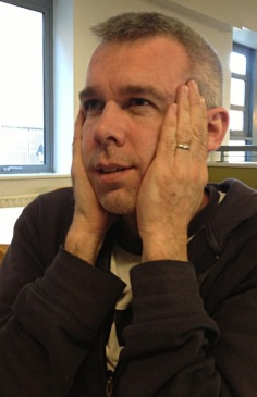 Gavin and I left Rob Howard (one of Gavin's dissertation advisors) speechless during our lunch meeting. ;-)