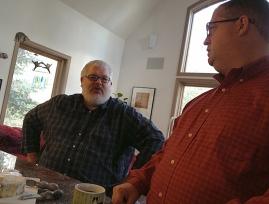 Rob Nichols and Dave Chance.