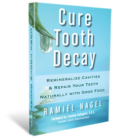 Cure Tooth Decay bookcover.