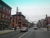 Lovely downtown Lancaster...