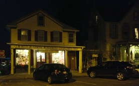 General store in Chesapeake City.