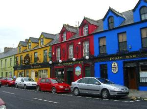 High Street in Ballybunion, Ireland (image from http://www.seashorebandbballybunion.com/seashore-things-to-do-121.aspx)