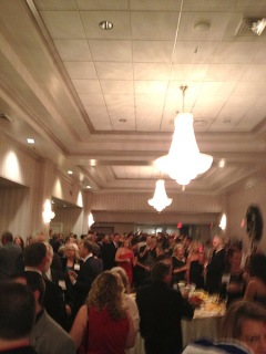 Dave spent Friday night at Virginia Beach so he could enjoy the AGC-VA Christmas party.