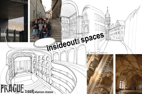 Inside Outside Spaces