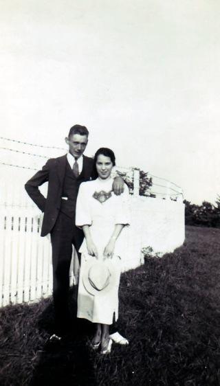 Layton McCarthy and Lillian Forsythe Massie.