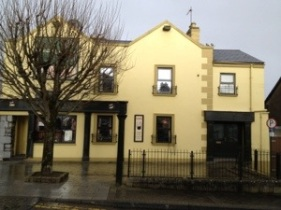 Mary Daly's pub.