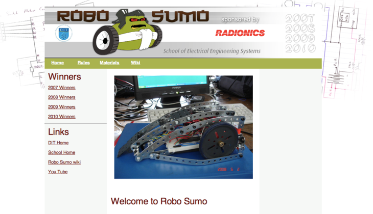 The RoboSumo home page can be viewed by clicking here.