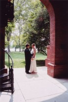 Wedding of Shannon and Dave Chance (2001).