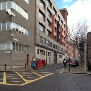 After the formalities, we headed back to Aungier Street for a reception.
