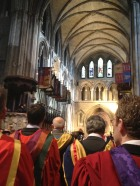 DIT's Graduation Ceremony was beautiful at St. Patrick's Cathedral (February 2013).