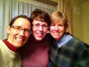 Shannon, Kitty Lee, and Patty.