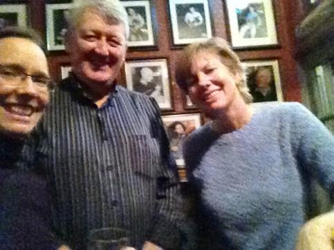 Shannon Chance, Tom Mulligan, and Patty Asplund.