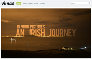 Matthieu Chardon's amazing time-lapse video of Dublin.