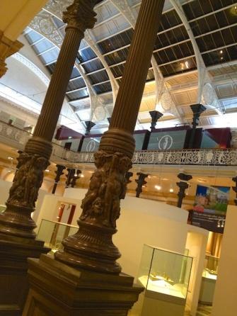 iron columns