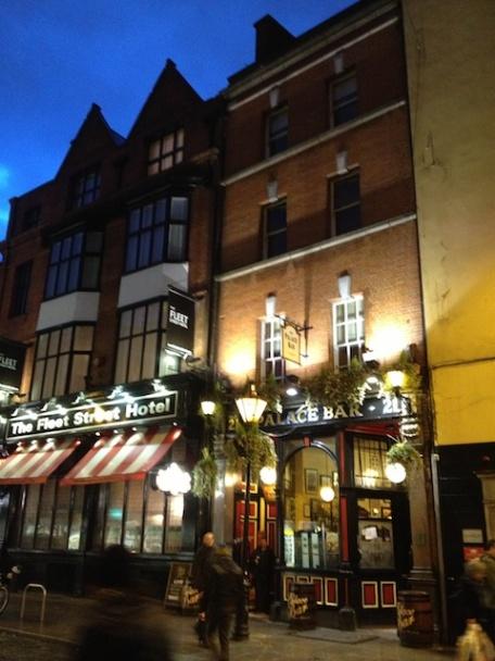 I've enjoyed visiting the Palace Bar.