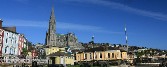 Image of Cobh downloaded from the Visit Cobh website.