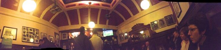 Palace Bar downstairs.
