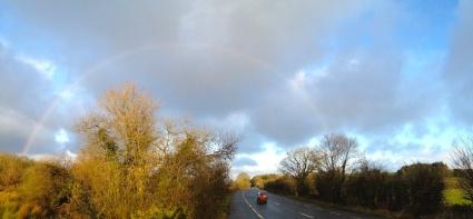 ...and many rainbows, too.