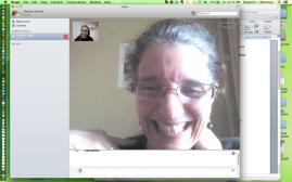 Skype debrief...