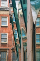 Eyes on Dame Street, Dublin, Ireland, February 2013
