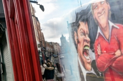 Attitude, Dublin, Ireland, February 2013