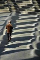 Madrid Shadows, Madrid, Spain, March 2009