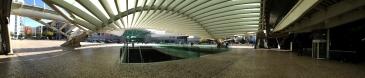 ...designed by Santiago Calatrava...
