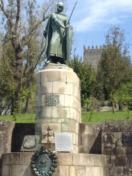 ...and the founder of Portugal.