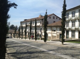 ...and the streets of Guimarães.
