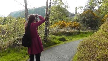 Shannon at Glendalough