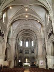 A church in Nimes.