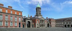 From http://en.wikipedia.org/wiki/Dublin_Castle