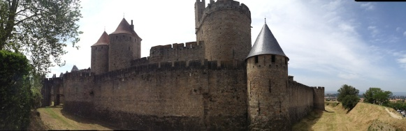 A great walled town