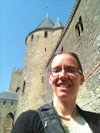 A visit to Carcassone in 2013.