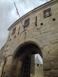 ...you can enter the most fortified area...