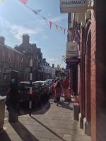 Dalkey's main street...