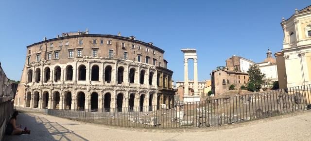 Theatro Marcello in Rome