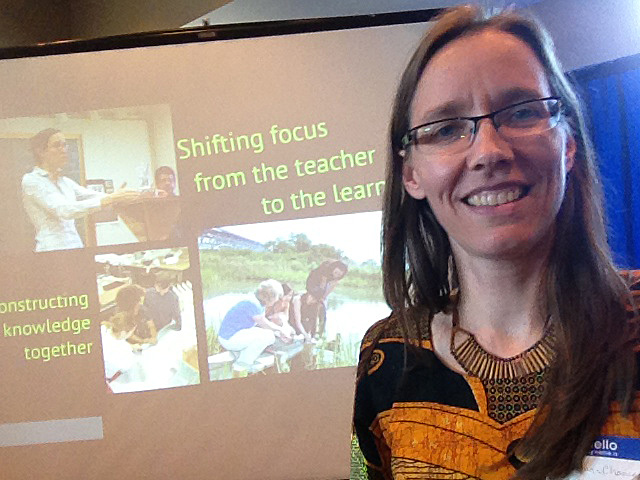 HU Faculty Institute 2014-1-Shannon Chance