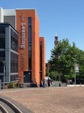 At the University of Birmingham, they teach teachers to teach...