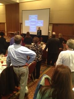 Dr. Melissa Peet's closing keynote