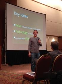 Dr. Jose Bowen's opening keynote address