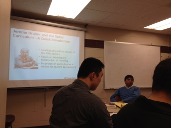 A visit to Virginia Tech's School of Engineering Education…