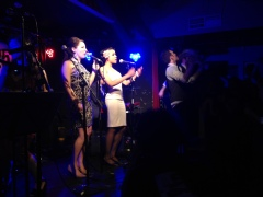 ...for Scott Bradley and Postmodern Jukebox, at Whelans on Camden Street...