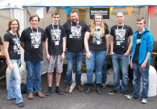 Our RoboSlam volunteers also got...