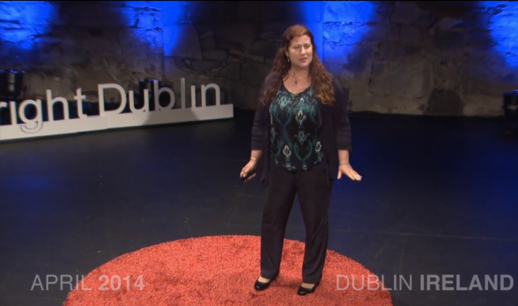 Recruiting women for Science, Technology, Engineering and Maths: Sheryl Sorby at TEDxFulbrightDublin