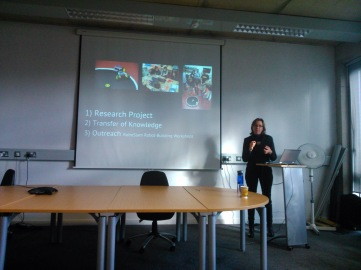 Last week, I delivered a brief presentation at a DIT seminar on Marie Curie grant programs.