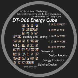 Click here to see the Prezi I made for the Energy Cube presentation day.